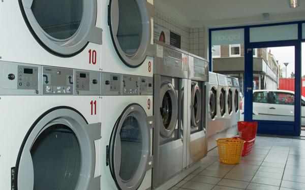 Zelfbedienings wasserette eindhoven